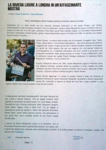 Cineturismo Jan. 2013