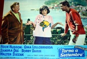 Fotobusta Torna a Settembre - Santa Margherita